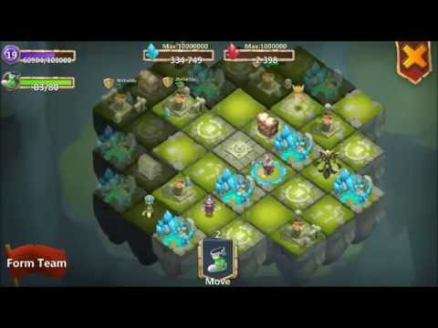 Jtisallbusiness Castle Clash Lost Realm Level 170 Group LEVEL 19