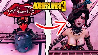 Borderlands 3 | What Happens if You Tip $1,000,000 to Moxxi? (Borderlands 3 Secrets)