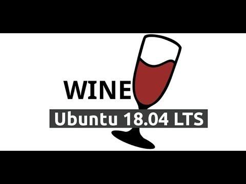 wine su ubuntu
