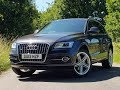 2013 Audi Q5 2.0 TFSI S Line Plus Condition Review