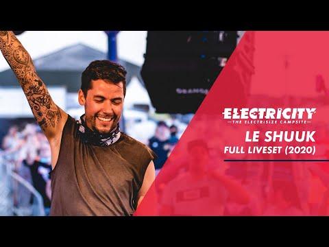 Le Shuuk LIVE @ Electricity 2020 - the Electrisize Campsite [Full Liveset]