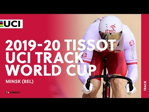 Highlights - Minsk | 2019/20 Tissot UCI Track World Cup