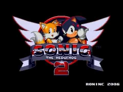 Shadow In Sonic The Hedgehog 2 (Genesis) - Longplay