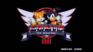 Shadow In Sonic The Hedgehog 2 Genesis Longplay
