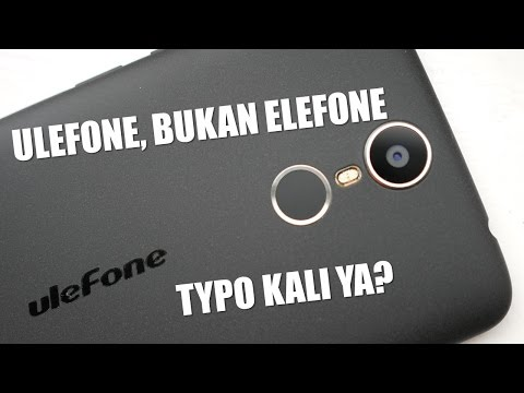 Unboxing & Initial Review Ulefone Vienna Indonesia