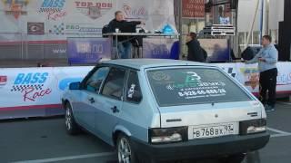 Александр Трофименко квалификационный замер bassrace