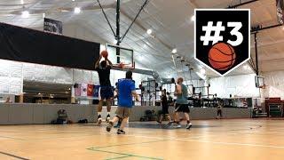 5 v 5 Pick up Basketball Highlights #3