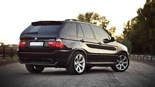Тест драйв BMW X5: MTA CCD Planet