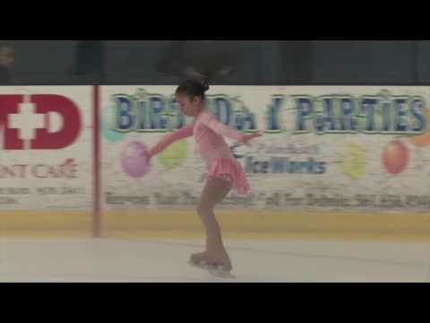 Debra Toyber Palm Beach Ice Works Basic Skills 2016