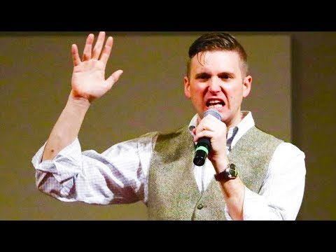 Protesters Drown Out Nazi Richard Spencer (VIDEO)
