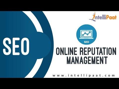 Online Reputation Management | Seo Tutorial | Google Analytics Tutorial | Intellipaat