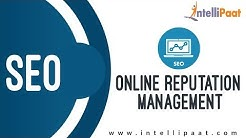 Online Reputation Management | Seo Tutorial | Google Analytics Tutorial | Intellipaat
