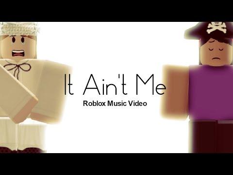 It Ain't Me - Roblox Music Video [JamieThatBloxer's 50k Contest]