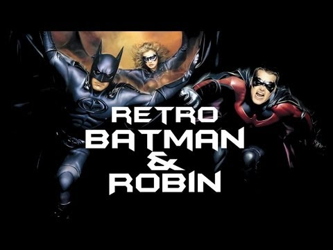 Retro Batman & Robin (Episode 1)