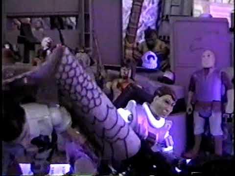 Gecko's Space Bar on Nickathon's Asteroid Belt