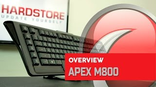 STEELSERIES - Apex M800 - Overview