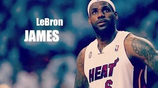 LeBron James MIX - The Chosen One Story ᴴᴰ