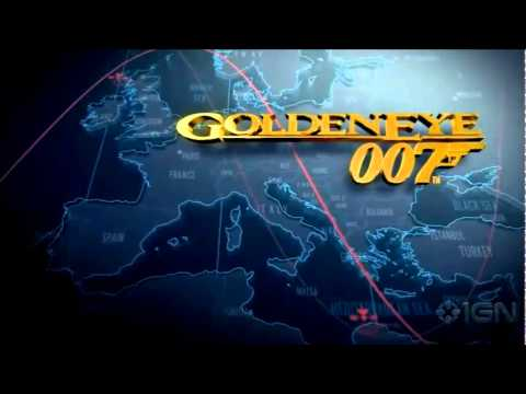 GoldenEye 007 Wii: theme song intro video