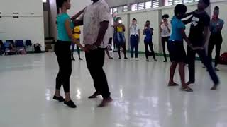 Intro To Latin Dance - Paso Doble (Without Music)