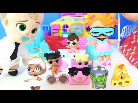 Куклы Лол Сюрприз Мультик! Испорченные питомцы Детского сада для Lol Surprise Doll