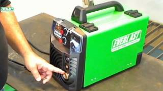 Everlast MIG Welder, Power i-MIG 140 E 120V Inverter MIG Welder Part 1 of 3(Everlast MIG welder, Part 1 of 3 part video. MIG welding Overview of the all new Everlast MIG Welder, the Power i MIG 140E inverter welder. Discusses basic ..., 2014-09-09T03:22:44.000Z)
