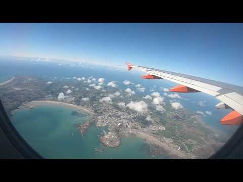 EasyJet A319 - Jersey to London Southend - June 2019