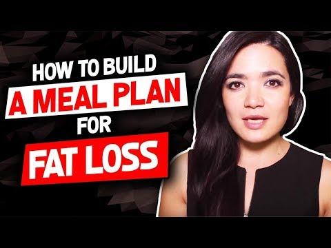 How to Build a Meal Plan for Fat Loss | Cómo construir un plan de comidas para la pérdida de grasa