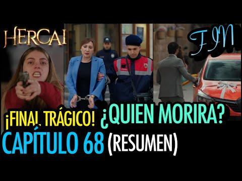 Hercai - Capítulo 68 - ¡RESUMEN COMPLETO EN ESPAÑOL! ¿Quien Morirá? ¡TRÁGICO FINAL! 68.Bölüm ¡FIN!