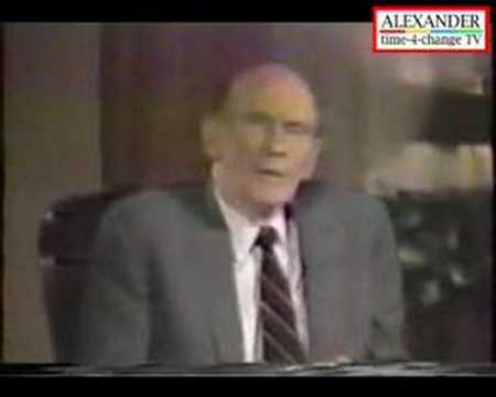 US Democrats - Alan Cranston 1984 Video 3