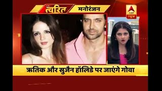 Are Hrithik Roshan and Sussanne Khan getting BACK TOGETHER?