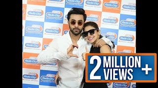 Ranbir Kapoor & Anushka Sharma's Funniest Interview with RJ Sucharita at Radio City 91.1 FM