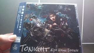 Unboxing/Review of Kim Hyun Joong キム・ヒョンジュンの / 金賢重 (SS...