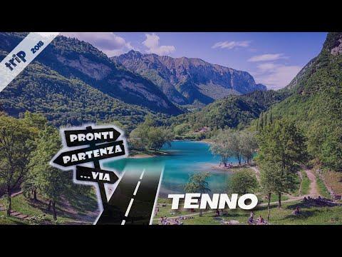 TENNO il borgo, il lago e la cascata del Varone #ProntiPartenzaVia #trip