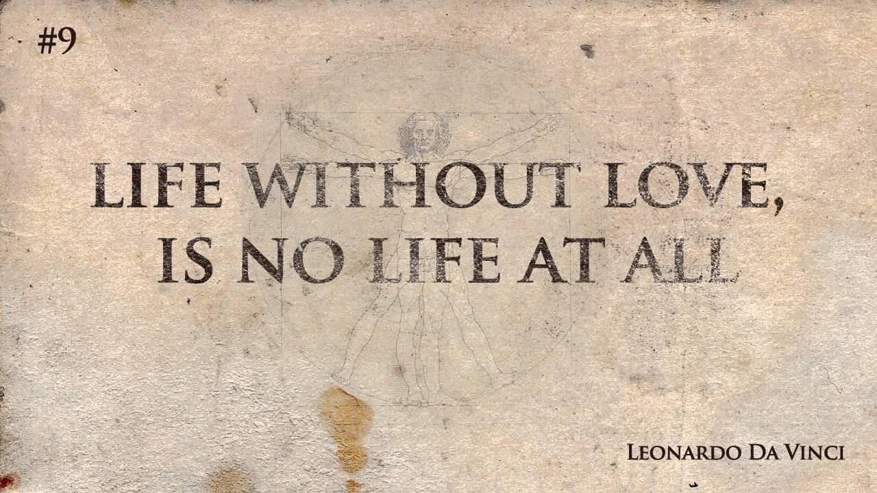 10 Leonardo Da Vinci Quotes That Will Inspire You Youtube