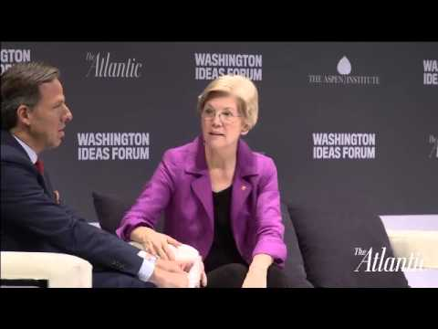 Elizabeth Warren / Washington Ideas Forum