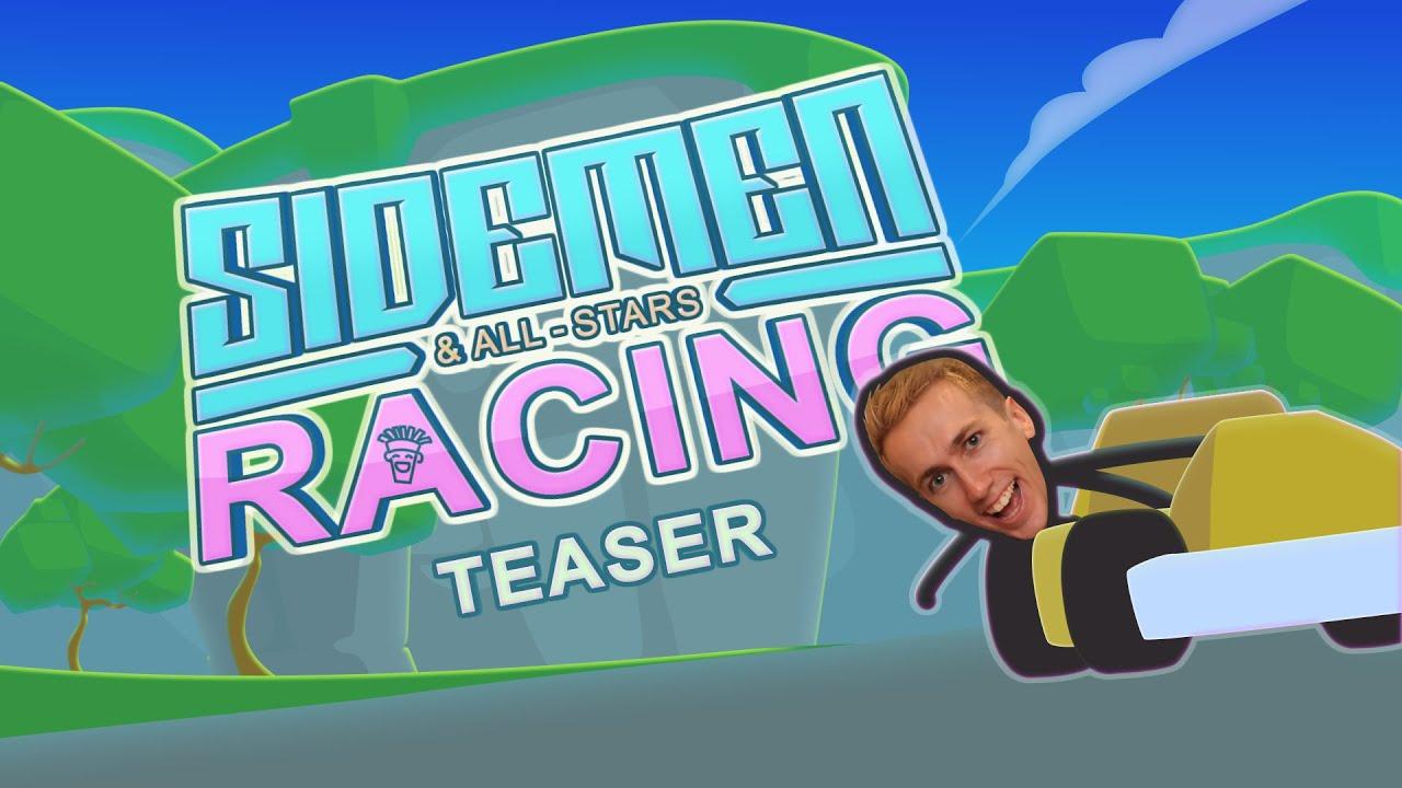 Sidemen and All-Stars Racing (Teaser)