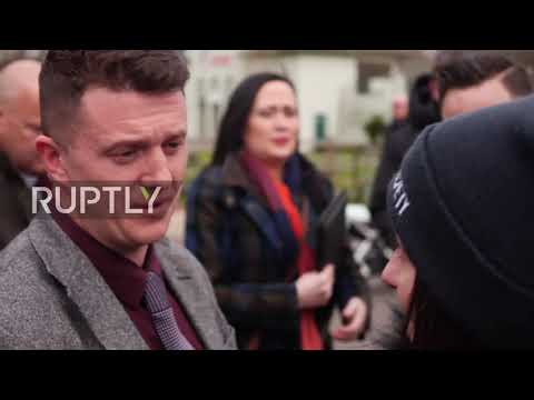UK: Tommy Robinson's harassment suit against Cambridgeshire police continues