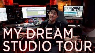 MY DREAM HOME STUDIO TOUR - 4K #Coop3rStudios TOUR 2019!