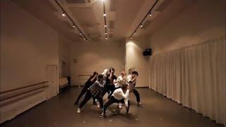 PRIZMAX『WHO』-mirror ver- Dance Practice