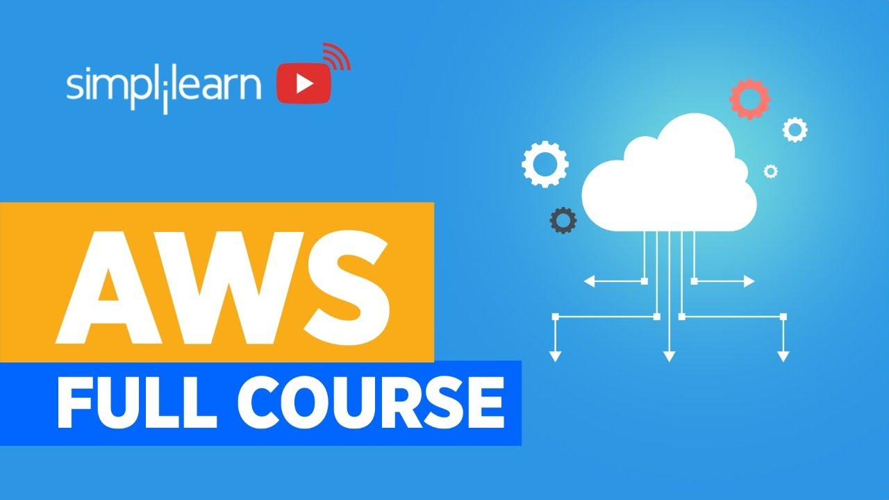 AWS Full Course | AWS Tutorial For Beginners | AWS Cloud Computing | AWS Tutorial