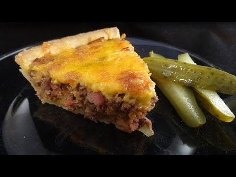 Bacon Cheeseburger Pie- with yoyomax12