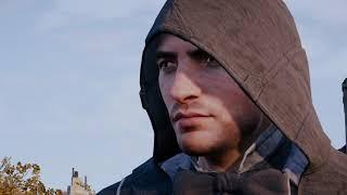 Assassin's Creed Unity Parkour Stealth Kills (Eliminate La Touche)