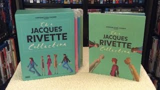 The Jacques Rivette Collection BLU RAY UNBOXING and Review - Arrow Academy
