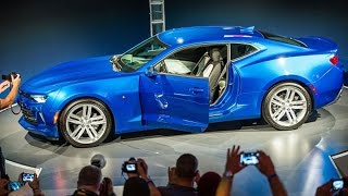 Chevy Camaro: GM Adds New Muscle to American Classic