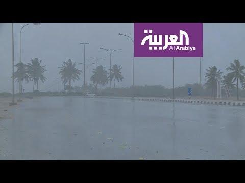 إعصار مكونو يتجاوز صلالة ويتجه شمال غربي سلطنة عُمان