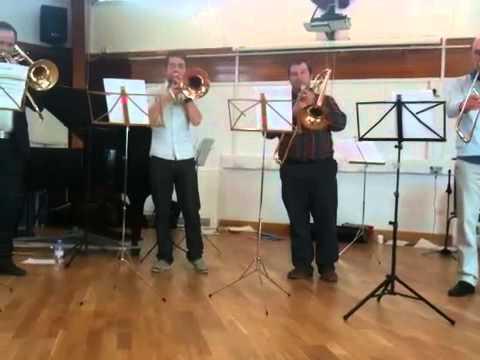 Opera North Trombones
