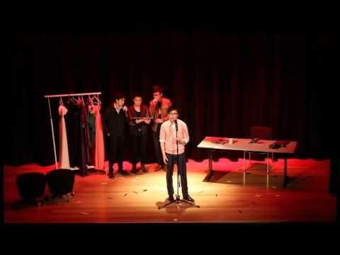 Cambridge University Chinese Society Variety Show 2014 - Till Death Do Us Part