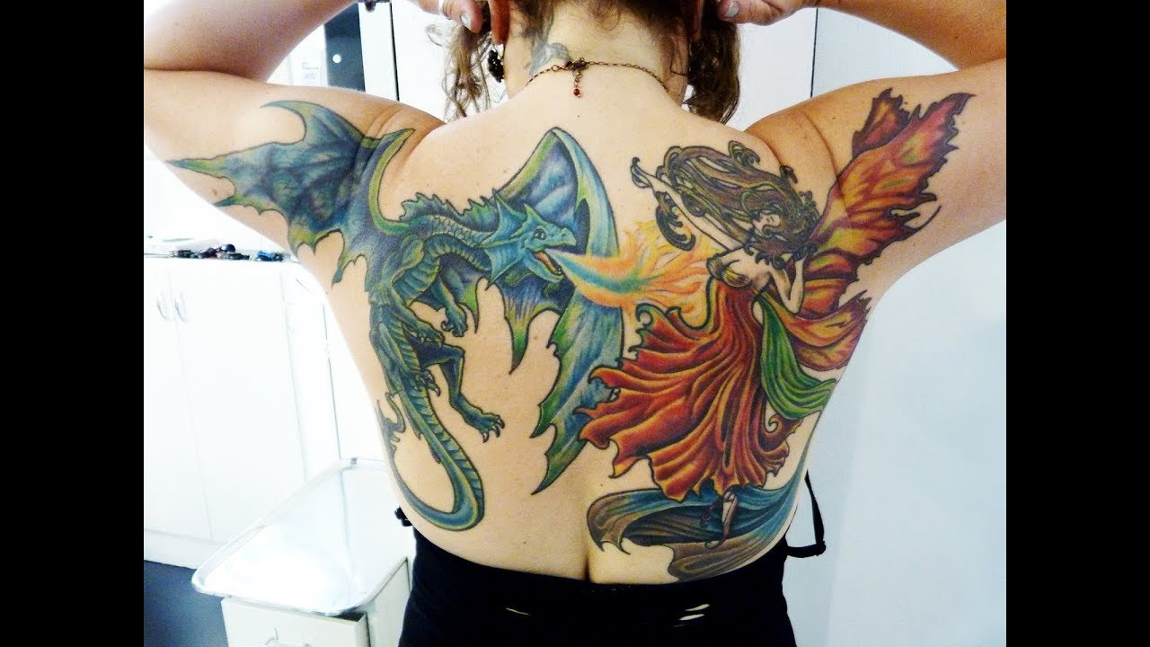 4e75b37bf Fairy Tattoos - Best Fairy Tattoo Designs Ideas - YouTube