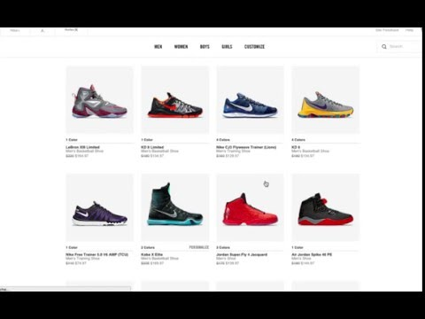 Huge Nike Sale How Why Nike Decides To Put Shoes On Sale