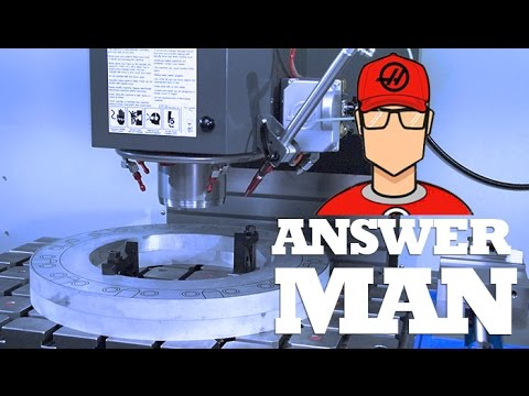 Zero-Return a Single Axis on Your Haas Mill – Ask the Haas Answer Man